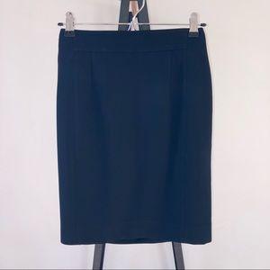 MOSCHINO Black Pencil Skirt